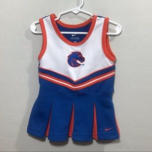 Nike Broncos 18M Girl Cheerleader Outfit Costume